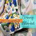 Cute Bunny Crochet Blanket / Free Pattern