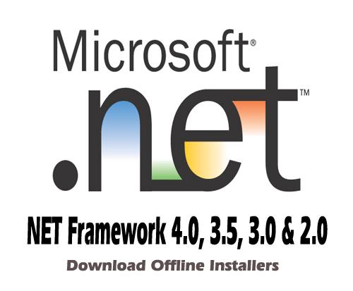 NET Framework v 4.0, 3.5, 3.0 & 2.0 - Karan PC
