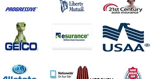 Car Insurance US and UK: List Of Car Insurance Companies ...
