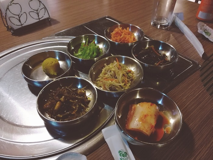 Korean Palace Restaurant Review