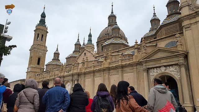 Visita guiada Casco Histórico Zaragoza