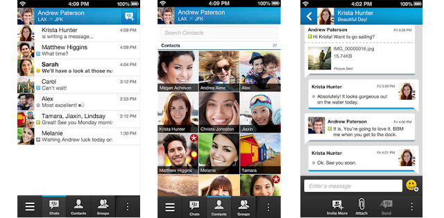 BBM The Perfect messenger