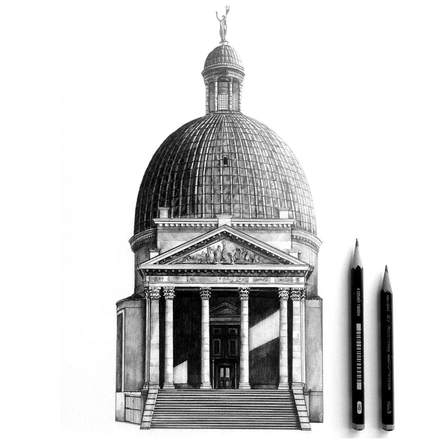 12-San-Simeone-Piccolo-Venice-Minty-Sainsbury-Architectural-Street-and-Building-Drawings-www-designstack-co