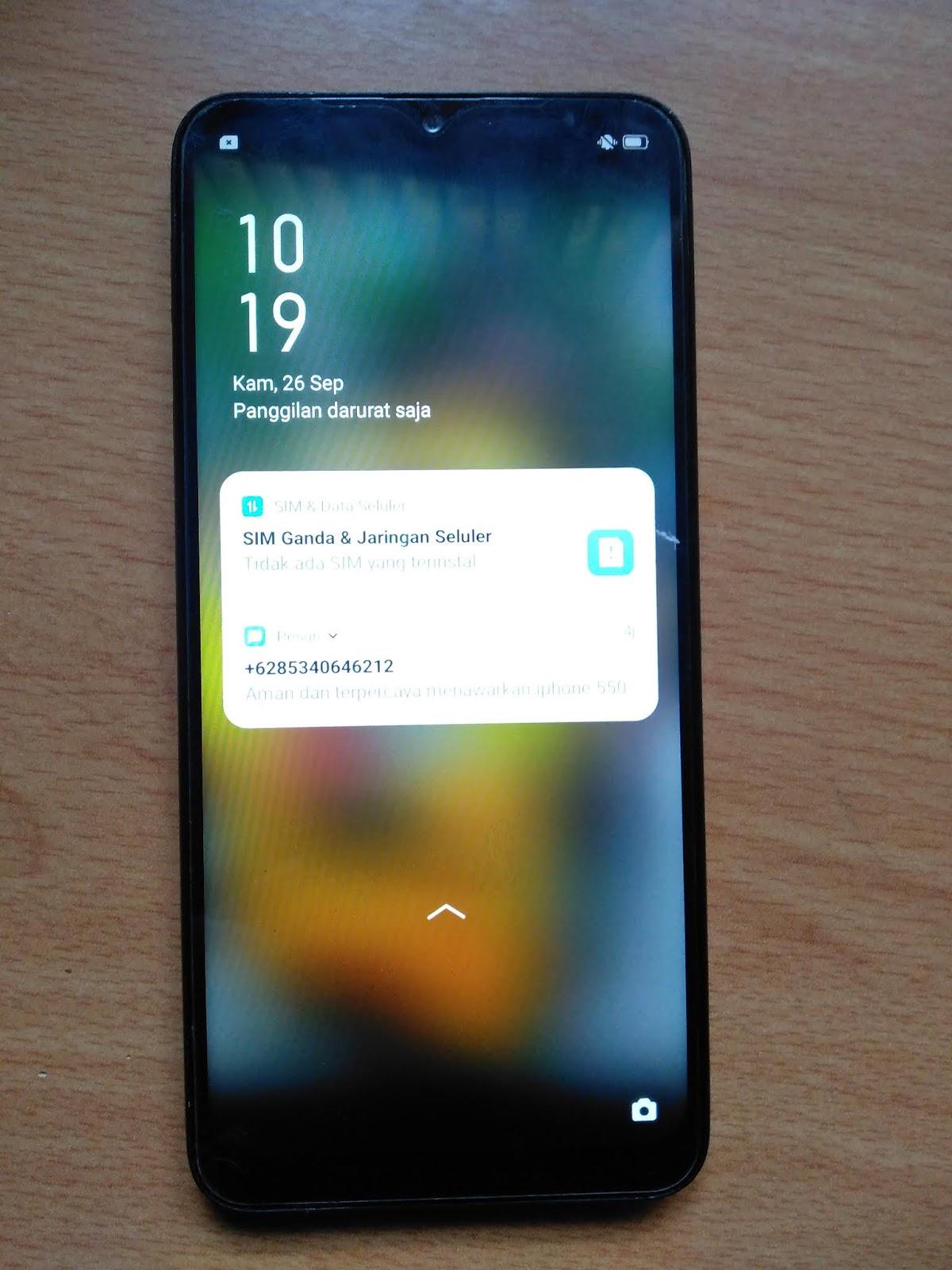 Layar Sentuh Android Tiba-Tiba Tidak Berfungsi