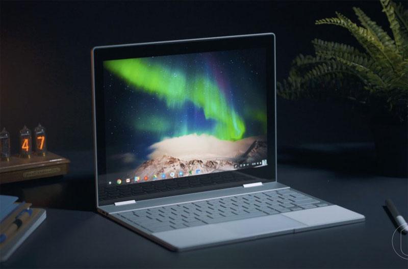 chromebook, google pixelbook