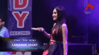 Lirik Lagu Nella Kharisma - Lanange Jagat