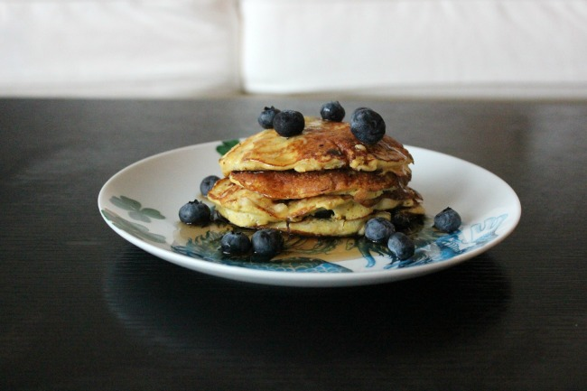 Mother's Day Recipe Round Up | Something Good, two ingredient healthy pancakes, brunch, breakfast, healthy, recipe, easy breakfast