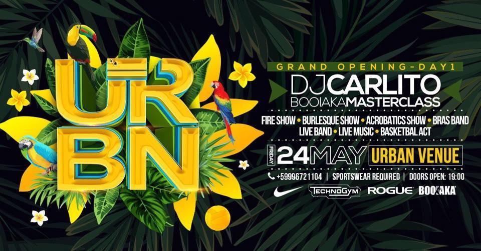 Urban Dance Event 24 Mei