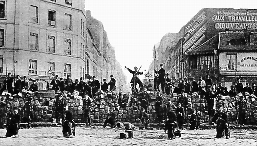 a history of the paris commune of 1871 or the fourth french revolution