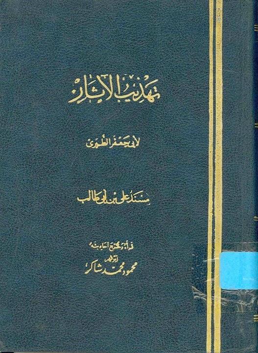 Tehzibu'l-Asar, Taberî