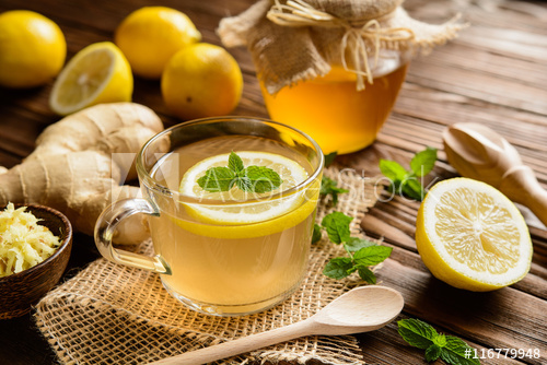 Why, how and when to drink ginger tea?-strengthens immune system!