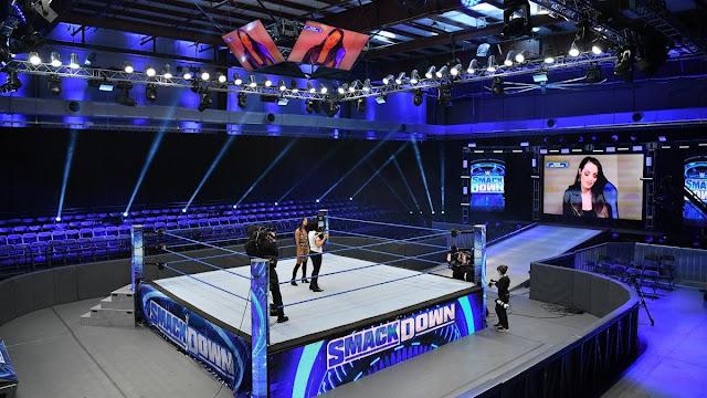WWE considerou fazer um show culinário e outras coisas no Performance Center