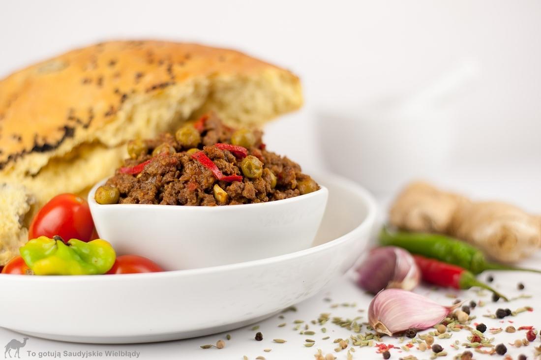 Pakistańska kheema czyli obiad w pół godziny