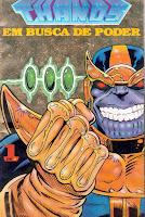 Thanos - Em Busca do Poder #1