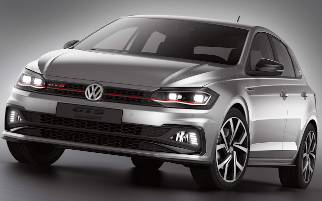 VW Polo GTS 2020