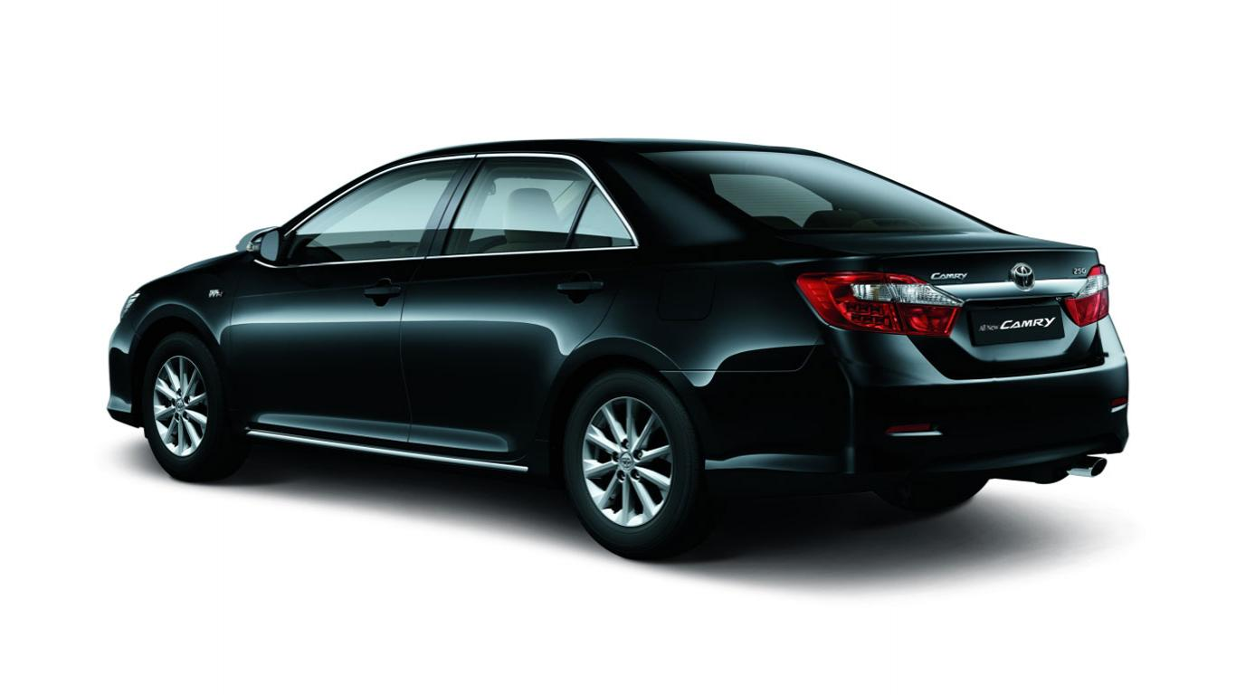 All New Camry Toyota Agya Trd Sportivo Tipe G Full Model Change 2012 The Future
