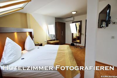 Hotelzimmer fotografieren mit eigenem Equipment