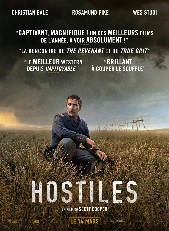 Western y algo más. - Página 6 Hostiles_poster