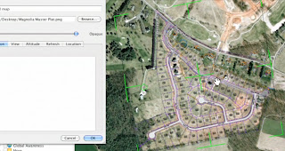 Overlaying Images Over Google Maps & Satellite Images Using