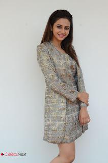 Actress Rakul Preet Singh Latest Picture Gallery in Short Dress  0039.JPG