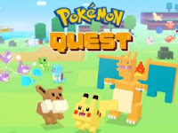 Pokémon Quest Mod Apk v1.0.3 Data Tickets Offline for android