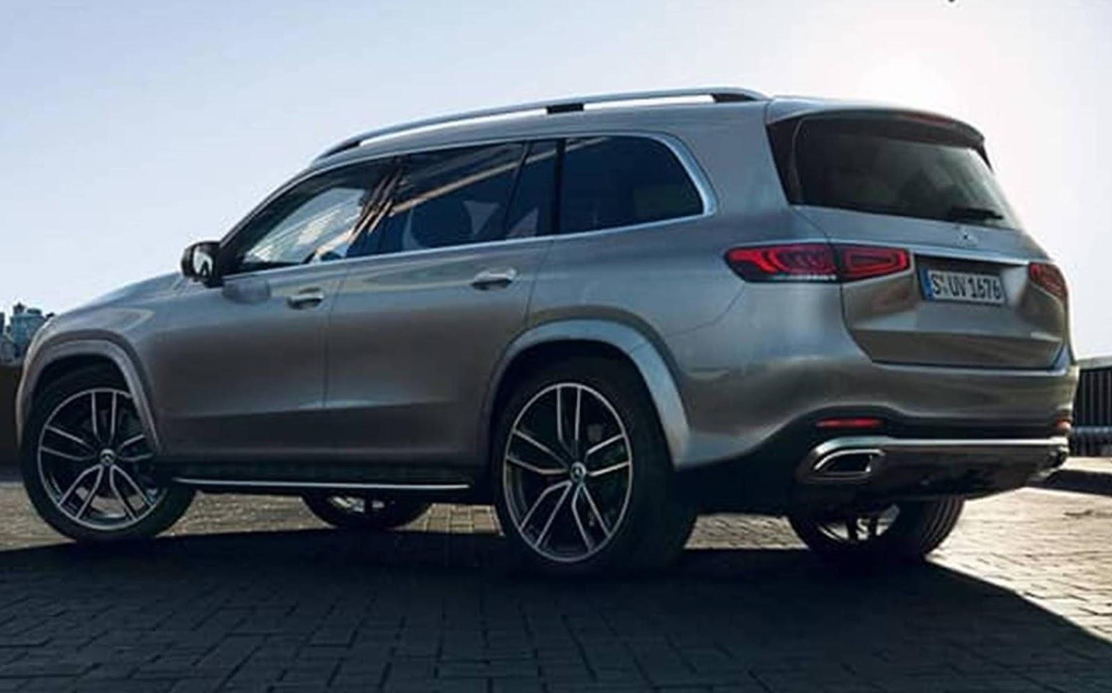 Novo Mercedes-Benz GLS 2020: fotos oficiais divulgadas ...