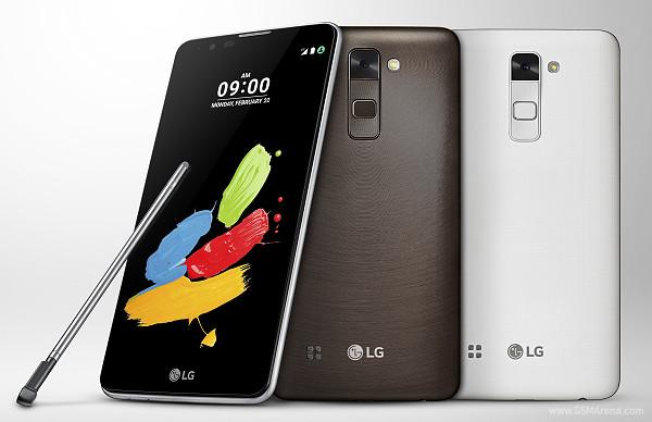 LG Stylus 2 Marshmallow - Harga dan Spesifikasi lengkap Terbaru 2016