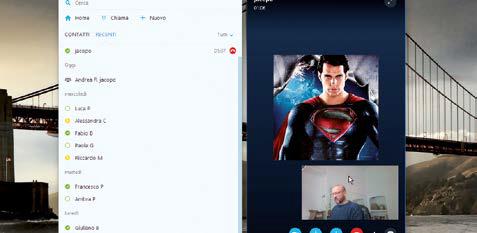 Come effettuare una videochiamata su Skype