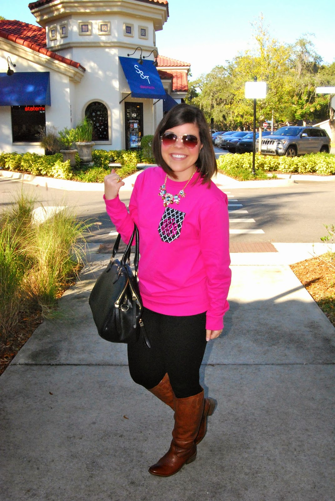 Monogrammed Mania + Cyber Monday Sales Round-Up!