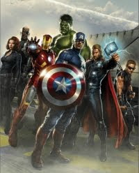 The Avengers 2 Movie