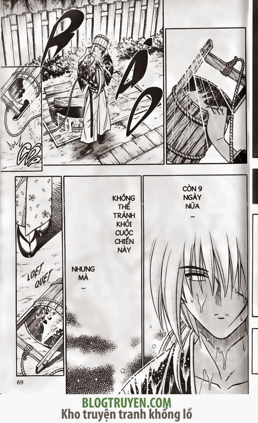 Rurouni Kenshin chap 181 trang 6