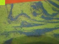 Muster: Faszien Rolle »Anila«, Foamroller Massagerolle 45 x 15 cm zur effektiven Selbstmassage, in schwarz, pink und grün erhältlich.