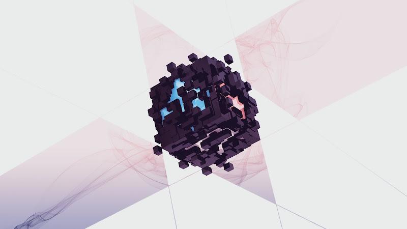 Cubes - HOT Abstract 3D Art HD