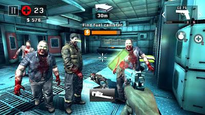 Dead Trigger 2 Zombie Shooter Apk v1.3.0 Mod