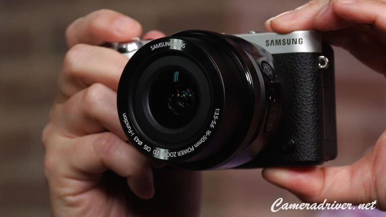 Get Firmware Version 1.12 to Update Samsung NX500