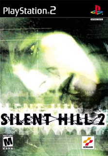 Silent Hill 2 box art.