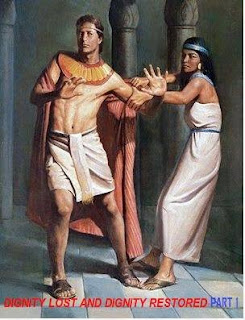 Joseph and Potiphar's Wife in How To Restore And Secure Your Sexual Dignity