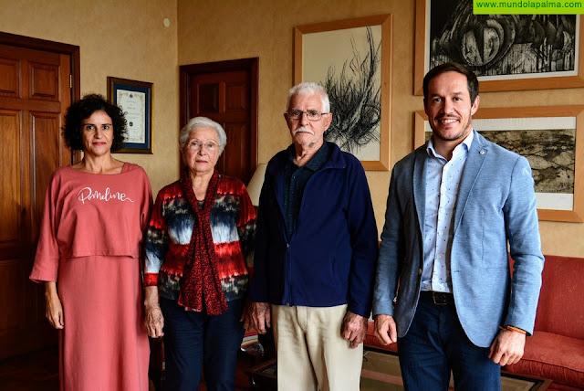 El Cabildo muestra sus condolencias por la pérdida de Aralda Rodríguez