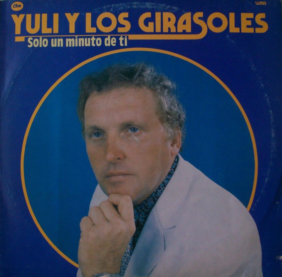 Yuli y los girasoles s lo un minuto de ti 1990 - Gemelli diversi solo un minuto ...