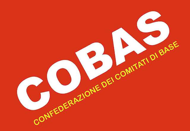 Taranto. I COBAS in piazza il 4 maggio contro le devastazioni ambientali