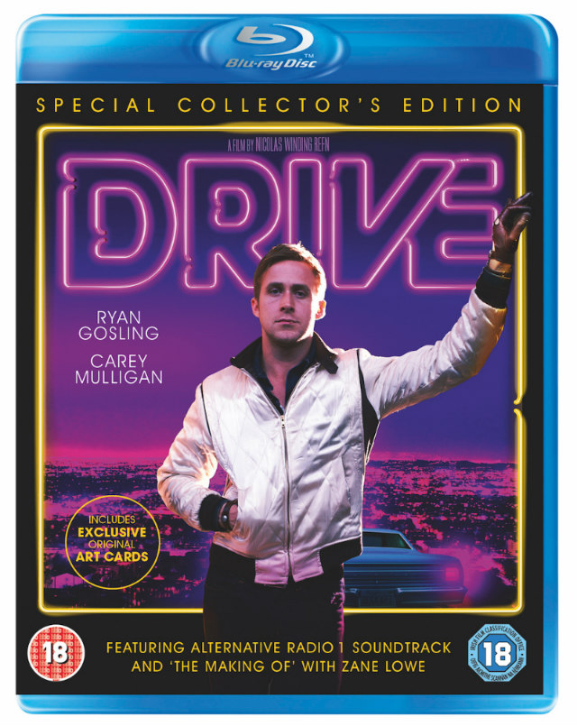 drive special edition bluray