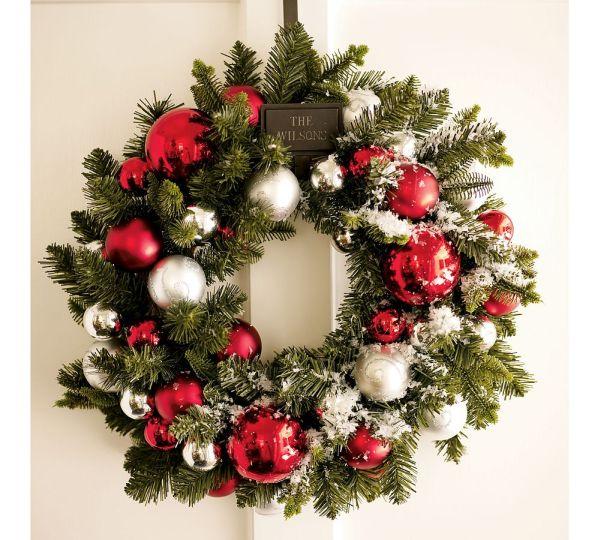 Wreath Ideas: Design & Decor: Рождественский венок. Традиции, значение