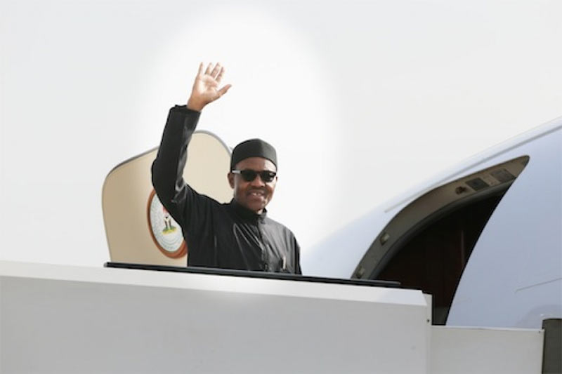 President Buhari jets out to Morocco for climate change meeting