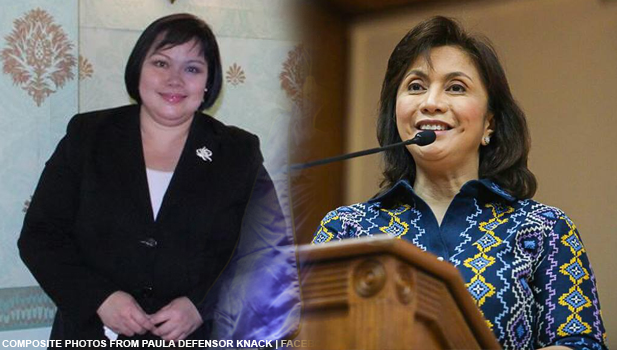 Sen Miriam sis calls Leni 'TRAPO' for playing dirty in delaying Marcos recount