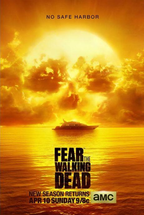 Fear the Walking Dead 2ª Temporada Dublado