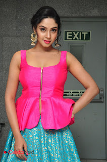 Actress Angana Rai Picture Gallery at Chal Chal Gurram Audio Release  0215.JPG
