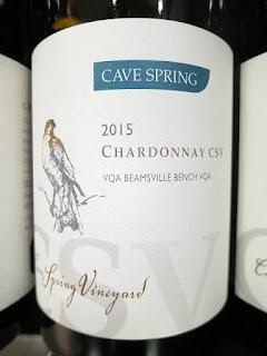 Cave Spring CSV Chardonnay 2015 (91 pts)