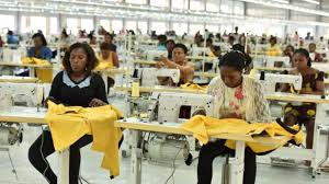 Cross River garment factory unveils Callyphina wears
