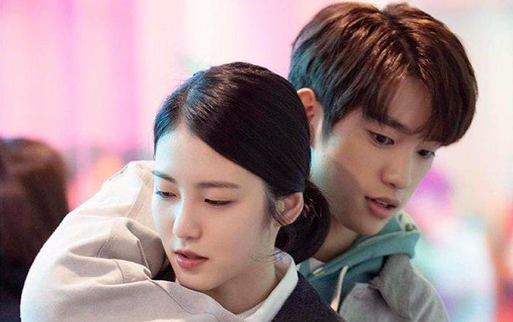Jinyoung GOT7 - Shin Ye Eun Made Anxiety When Filming A Kiss