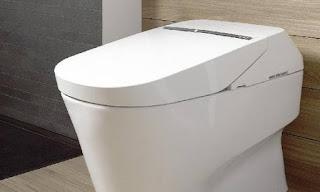 toilet canggih